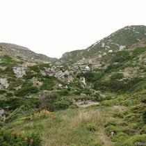 Blick ins östliche Tal