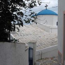 Die Kuppel der Hauptkirche