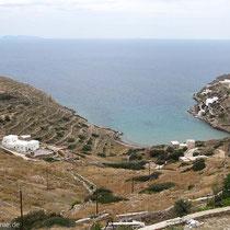 Die Kolitzani-Bucht