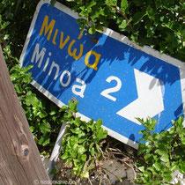 Amorgos: Nach Minoa