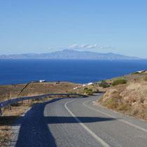 Der Berg Ochi als Vulkan?