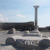 Säulenreste