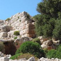 Zyklopenmauer