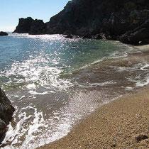 Ein kleiner Strand