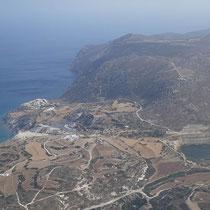 Die Ostküste von Milos