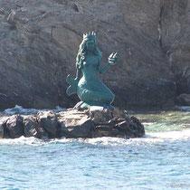 Die Gorgone grüßt von der Ferne