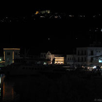 Patmos by night