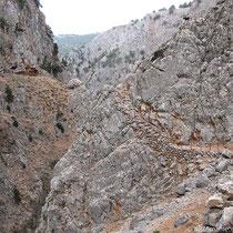 Steinstufen