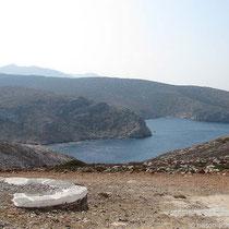 Die Bucht von Cheronissos