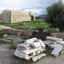 Aufgelassener Friedhof