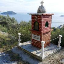 Ikonostasi bei Agios Georgios