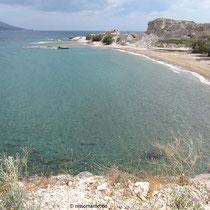 Der Strand von Klima