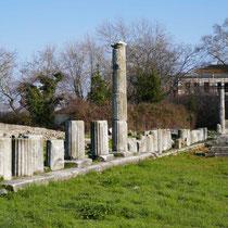Säulenreihen