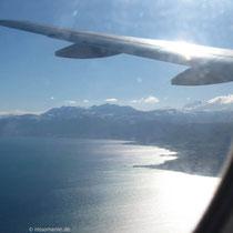 Kreta mit dem Dikti-Gebirge