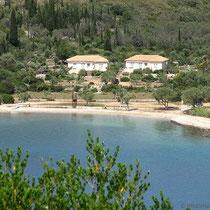 Der Strand von Loutsa