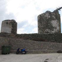Windmühlen in Ano Meria