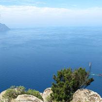 Acilcudi und Meer