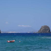 Der Kalogeros-Felsen