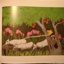 "Ausschnitt aus ""Das Landleben"""