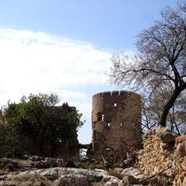 Kreta: Loutro: Venezianerburg