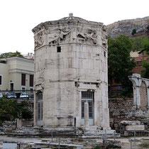 Der Turm der Winde, 1. Jh. v.Chr.