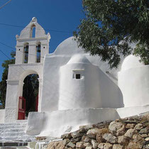Kirche in Chorio