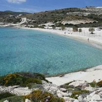 Agios-Georgios-Strand