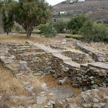 Kea: Ausgrabungen von Agia Irini