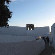 Eine der ungezählten Kapellen in Chora