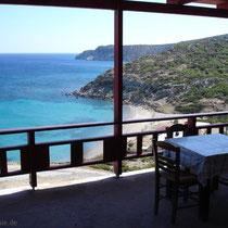 Gavdos: Die Taverne von Georgos