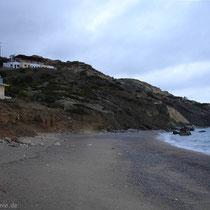 Gavdos: Der Strand von Korfos