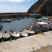 Der Hafen von Sougia