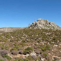 Der Gipfel des Amali