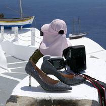 Eine Griechin würde die fürs Foto nicht ausziehen