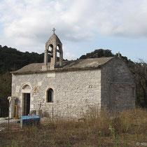 Kapelle bei Argiroupoli