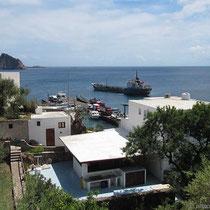 Der Hafen von San Pietro