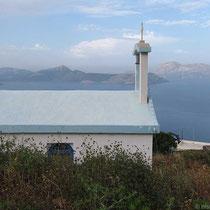 Kapelle bei Chrissomilia
