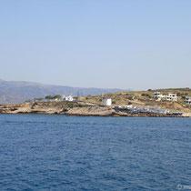 Der Werft und Agios Nikolaos