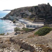 Die Goupa-Bucht