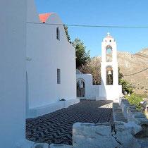 Die Hauptkirche...