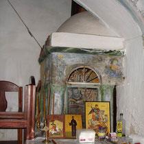 Amorgos: Kloster Agios Giorgos Walsamitis