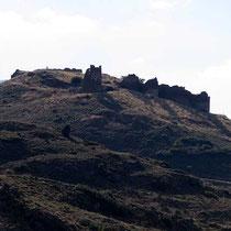 Die Burg von Volissos