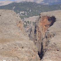 Kreta: Die Aradena-Schlucht