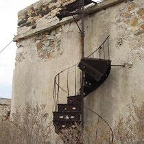 Treppe, nicht repräsentativ