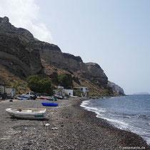 Der Apothikes-Strand