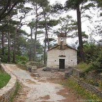 Panagitsa-Kapelle bei Agios Dimitrios