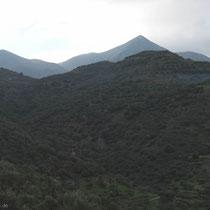 Die Orno-Berge