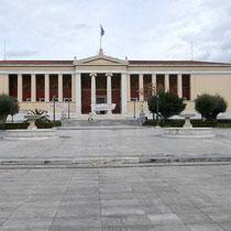 Athener Trilogie: Universität