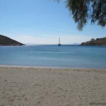 Der Strand...