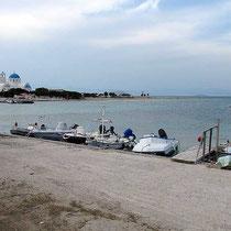 Die Marina von Agistri